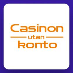 Casinon utan konto casino